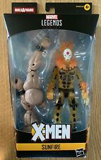 Marvel Legends SUNFIRE Sugar Man Wave IN HAND New in Box Free Shipping!