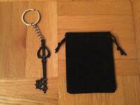 Kingdom Hearts Key Keychain