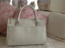 KATE SPADE HANDBAG  PURSE WHITE   VANSTON  MARYCLARE NWT