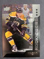 2013-14 UD Black Diamond Triple Rookie Gems #186 Carl Soderberg Boston Bruins RC