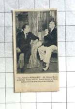 1935 Edmund Creon And Ronald Squire New Play Criterion All Rights Reserved