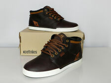 NEUF : Basket Skate ETNIES JEFFERSON MID color Brown Taille 39, 6 UK, 7 US