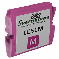 LC51 MAGENTA Ink Cartridge for Brother MFC-240C Printer