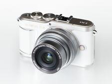OLYMPUS Mirrorless Digital Camera PEN E-PL9 Lens Kit White EMS w/ Tracking NEW