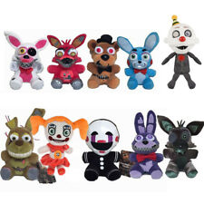 Hot NEW Five Nights at Freddy's FNAF Horror Game Plush Dolls Kids Plushie Toy 7""