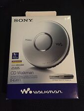 *NEW* SONY Portable CD Player Discman Walkman - D-EJ011 - BRAND NEW IN BOX