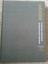 B0000CNMT6 Handbook of Electronic instruments and Measurement Techniq