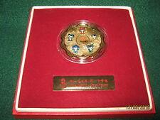 Beijing 2008 Olympics Commemorative Medallion (GOLD PLATED) # 006840