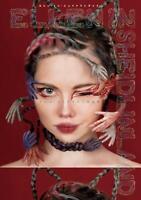 "ELLEN SHEIDLIN ""Ellen in Sheidlinland"" Collection Photo Art Book Japan"