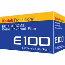 Kodak Professional Ektachrome E100 Color Transparency Film (35mm, 36 Exposures)