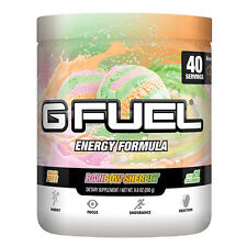 Gamma Labs G Fuel Rainbow Sherbet GFuel 40 Servings