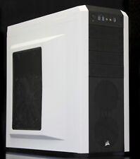 Corsair Carbide Series500R (CC-9011013-WW) ATX Mid-Tower Case - White and Black