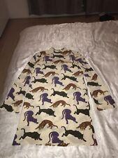 Stella McCartney Wild Cat Dress 38, S, XS, 100% Silk
