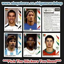 Panini World Cup 2006 Stickers (300 to 399) *Select the Stickers You Need*