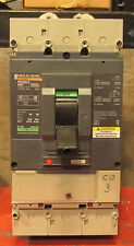 Merlin Gerin NSJ600A  600 amp 600 volt Molded Case Switch with Mounting Base