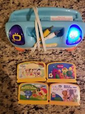 VTech V.Smile Baby Infant Development System WITH 4 CARTRIDGES