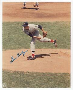 Gene Conley - Boston Celtics, Boston Red Sox - Autographed 8x10 Photo