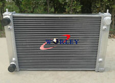 Aluminum radiator for VW GOLF MK1/2 MK1 MK2 GTI/SCIROCCO 1.6 1.8 8V MT
