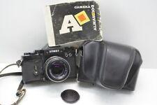 Rare Russian Camera USSR Diamond (Almaz) 103 LOMO MC Volna (Wave) + instruction