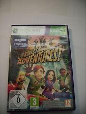 Microsoft Xbox 360 Spiel - Kinect Adventures