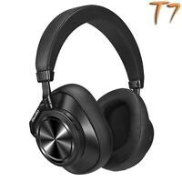 Bluedio T7 Bluetooth 5.0 Cordless Headphones Defined ANC, Wireless/cable Headset