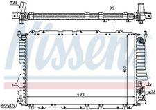 Radiator-GAS, Auto Trans Front Nissens 60476