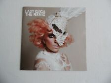 Lady Gaga - The Remix - CD - 17 Tracks (5).