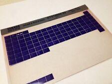 Yamaha GTS1000A 4FE1 GTS1000 A  93  micro fiche parts list catalogue microfiche