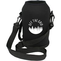 Growler Carrier - 64 oz Water Bottle Protector – Hydration Flask Sleeve