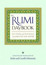 The Rumi Daybook: 365 Poems and Teachings from the Beloved Sufi Master, , Very G