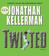 Twisted by Jonathan Kellerman (2005, CD, Abridged) USED