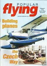 Popular Flying 2001 Jan-Feb Czech Aircraft Works
