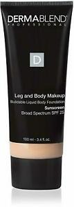 Leg and Body Makeup by DERMABLEND, 3.4 oz 0N Fair Nude