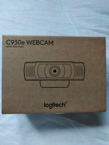 Logitech C930e WEBCAM 1080p