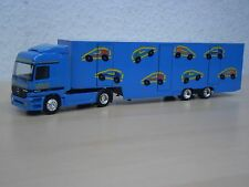 "Herpa-MB Actros' 96 PORTE VOITURES ""automobile transports möhlmann/Neuchatel"" 1:87"