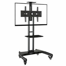 "Mobile TV Stand Ava1500-60-1p Height-adjustable (40""-60"" Screens up to 45kg)"