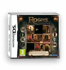 Rooms: The Main Building - Nintendo DS - New