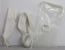 MIP $14 Unbranded CANVAS SHOES Gymnastics DANCE etc. WHITE Sz 5