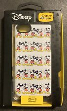 NEW Otter Box Disney Mickey Mouse OtterBox Cell Phone Case Apple iPhone 7 8 NIP