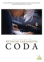 Ryuichi Sakamoto: Coda [DVD] [2018][Region 2]