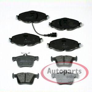 Seat Leon Cupra [5F] - Bremsbeläge Bremsklötze Bremsen für vorne hinten