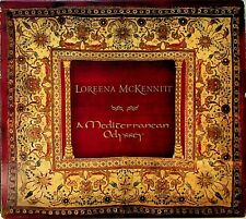 Loreena McKennitt- A Mediterranean Odyssey LIVE/Olive and The Cedar 2-CD Box