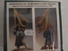 Art Girona Flagbearer 69th Regiment Irish Brigade Fredericksburg 1864 54mm 1/32