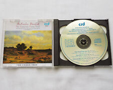 The COHEN TRIO / DVORAK Complete piano trios UK 2CD CRD 33867 (1st press 1995)NM