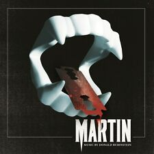 Martin Soundtrack Vinyl LP Record Donald Rubenstein Score! George A Romero! NEW!
