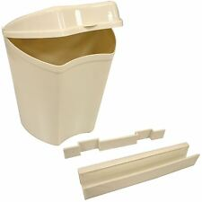 Pillar Hanging Door Waste Bin Caravan Motorhome Camping Mini Dustbin