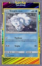 🌈Goupix D'Alola Promo - 21a/145 - Carte Pokemon Neuve Française