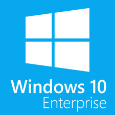 Windows 10 Enterprise 32/64 Bit ISO download digitale (nessun codice prodotto)
