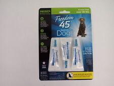Freedom 45 Spot On Flea/Tick Control for Dog X-Large Dog Over 66 LBS