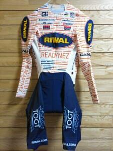 Supplied skin suit RIWAL READYNES cycle jersey bicycle